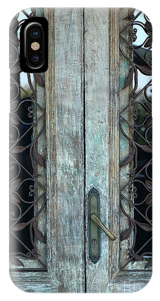 Capri Door IPhone Case