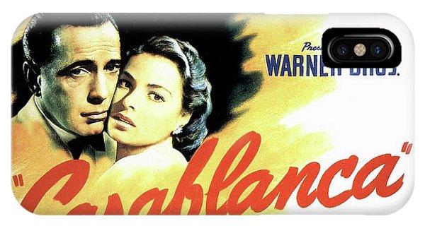 Casablanca IPhone Case