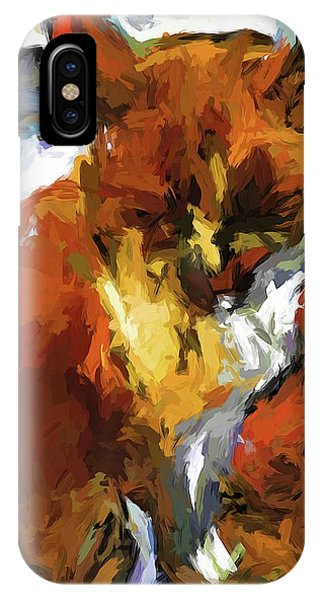 Cat In The Kitchen IPhone Case