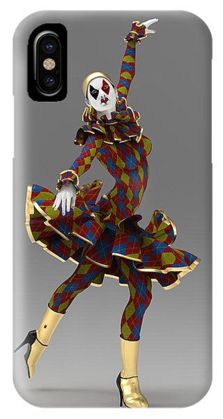 New Trend iPhone Case - Catalan Pierrette by Joaquin Abella