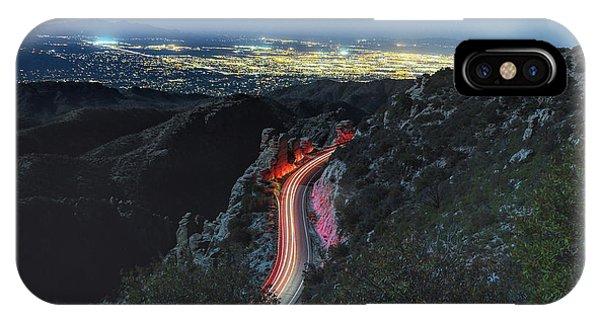 Catalina Highway Moonlight IPhone Case