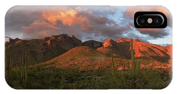 Catalina Mountains, Arizona IPhone Case