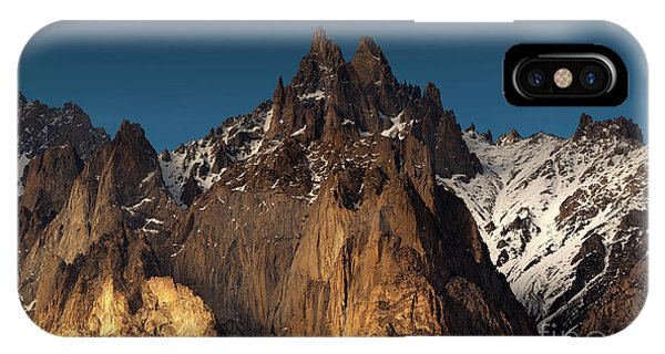 Cathedral Of Passu IPhone Case