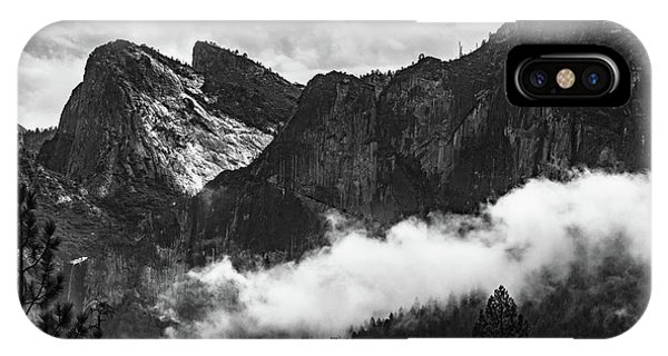 Cathedral Rocks IPhone Case