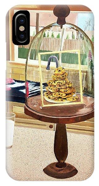 Ce Ne Sont Pas Du Lait Et Des Biscuits IPhone Case