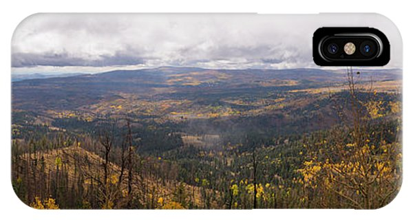 Cedar Mountain Top  IPhone Case