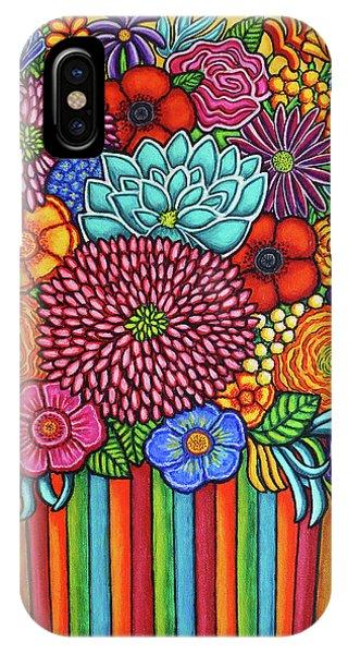 Celebration Bouquet IPhone Case