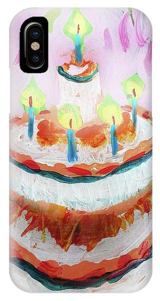 Celebration Cake IPhone Case