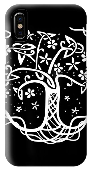 Celtic Tree Of Life 3 IPhone Case