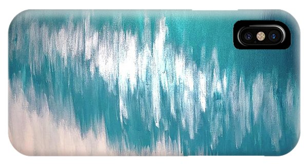 Cerulean September  IPhone Case