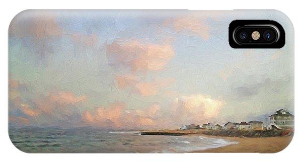 Cezanne Sunset IPhone Case