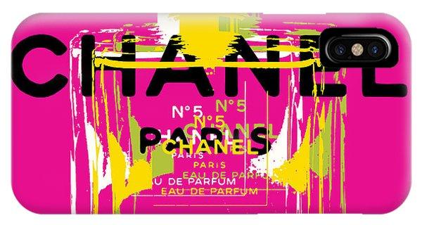 Chanel No 5 Pop Art - #3 IPhone Case