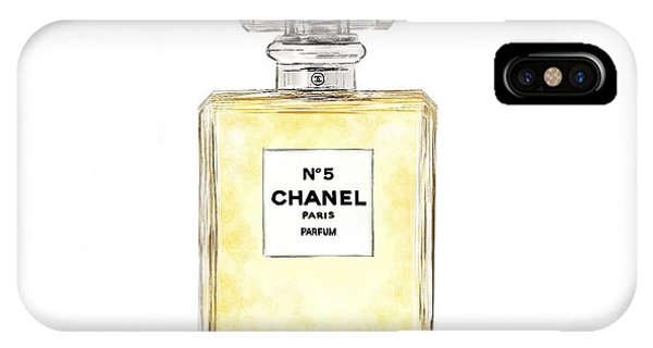 Chanel No. 5  IPhone Case