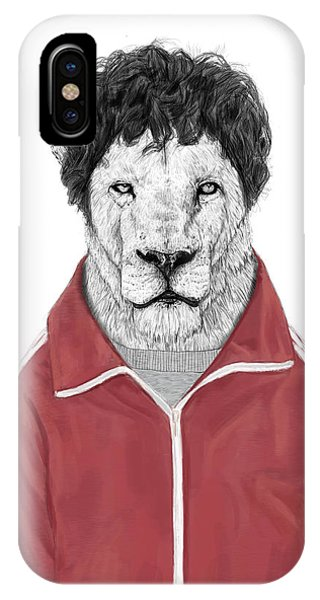 Pop-culture iPhone Case - Chas  by Balazs Solti