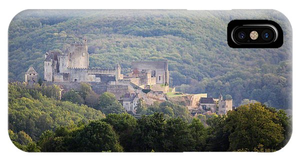 Chateau Beynac, France IPhone Case