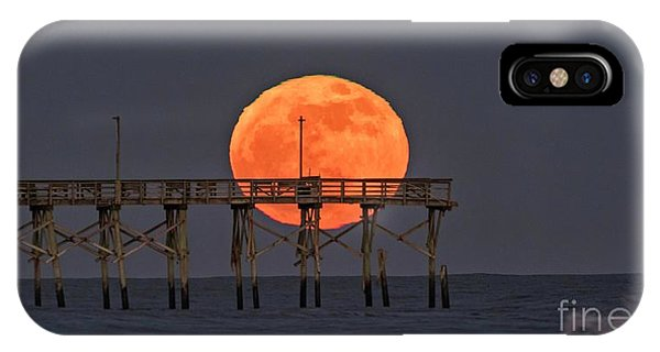 Cheddar Moon IPhone Case
