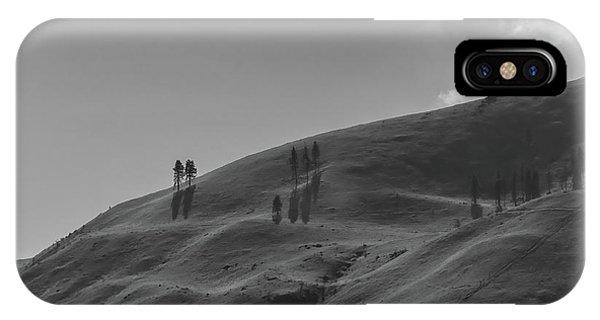 Chelan Mountains IPhone Case