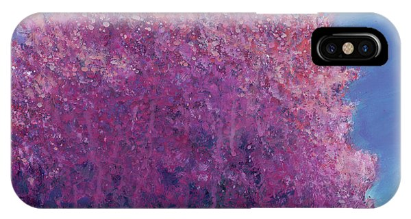 Orchard iPhone Case - Cherry Blossom Day by Johnathan Harris