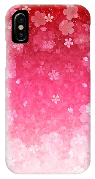 Cherry Plum Greeting Cards Phone Case by Jboy