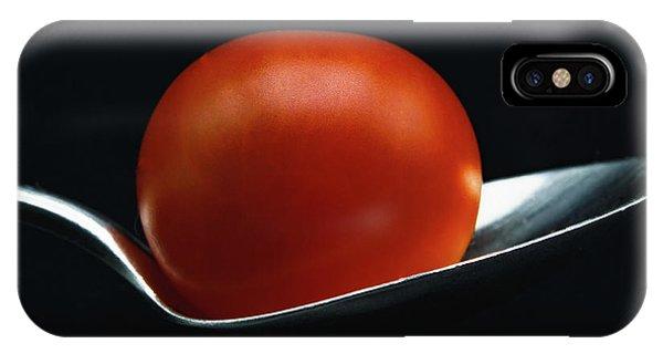 Cherry Tomato IPhone Case