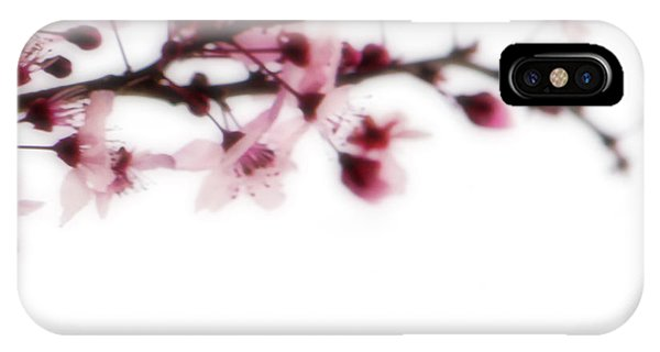Cherry Triptych Right Panel IPhone Case