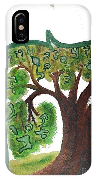 Chet, Tree Of Life  Ab21 IPhone Case