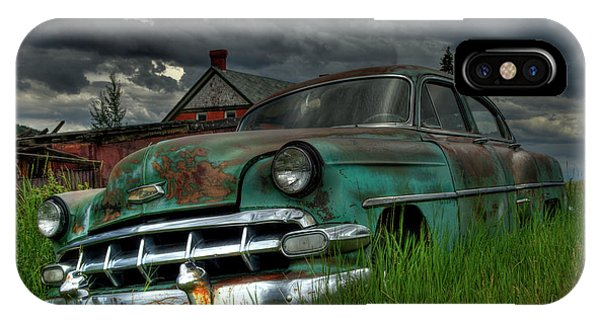 Chevy  Bel Air IPhone Case