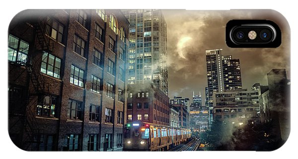 Chicago iPhone Case - Chicago L by Bruno Passigatti