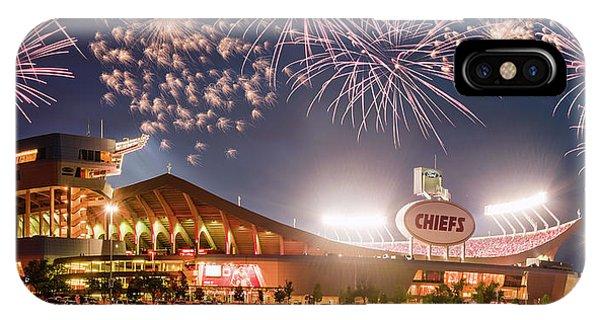 Chiefs Celebration IPhone Case