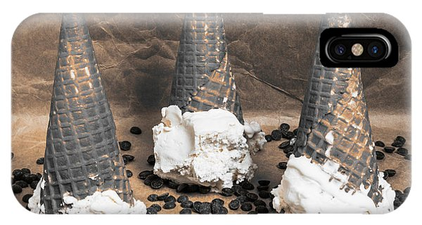 Tasty iPhone Case - Chip Off The Old Block by Jorgo Photography - Wall Art Gallery