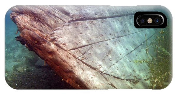 City Of Grand Rapids Shipwreck Ontario Canada 8081801c IPhone Case