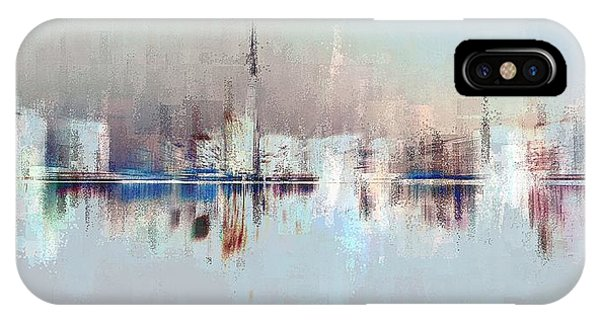 City Of Pastels IPhone Case
