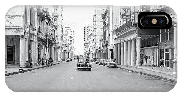 City Street, Havana IPhone Case