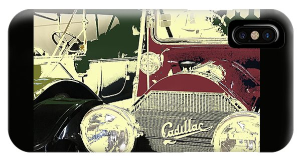 iPhone Case - Classic Cars 10 by Joan Stratton