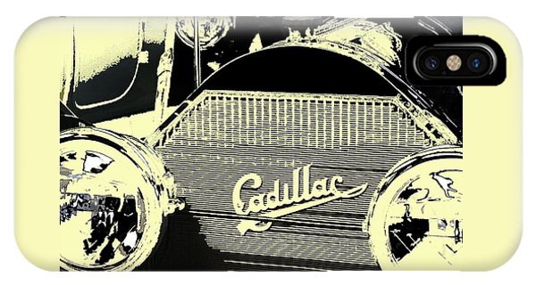 iPhone Case - Classic Cars 11 by Joan Stratton