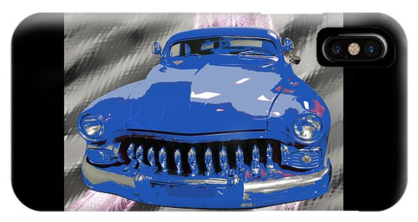 iPhone Case - Classic Cars 3 by Joan Stratton