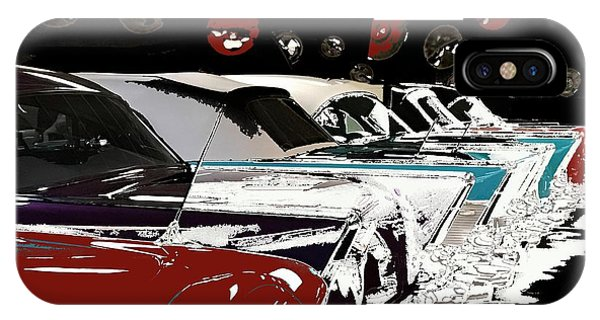 iPhone Case - Classic Cars 6 by Joan Stratton