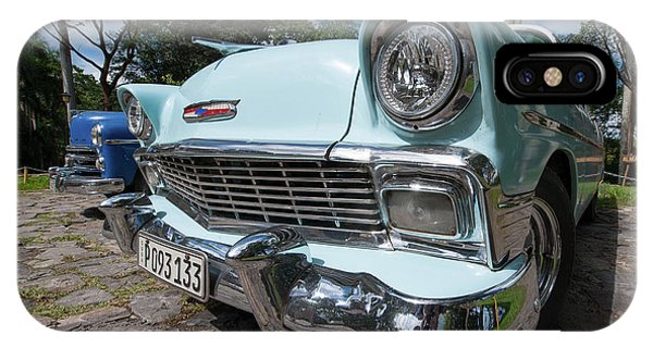 Classic Cuban Chevy IPhone Case