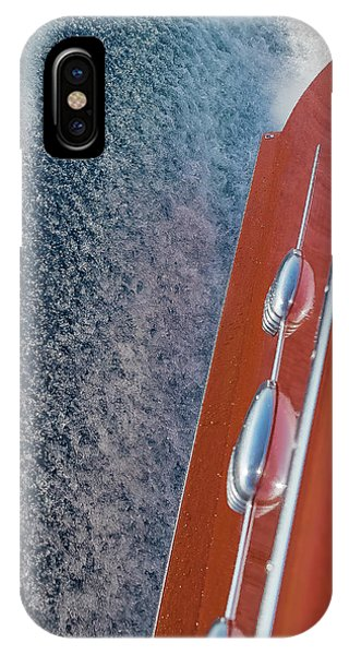 iPhone Case - Classic Riva And Water by Steven Lapkin