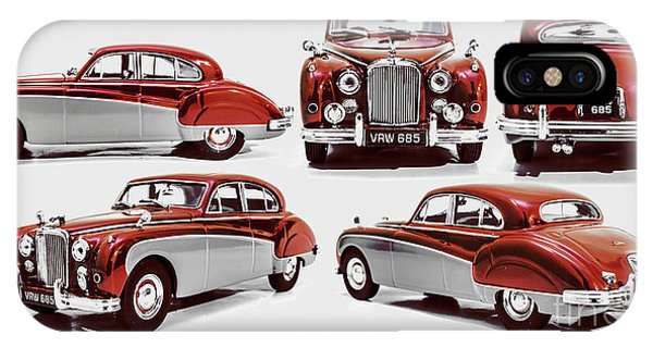 Vehicles iPhone Case - Classically British by Jorgo Photography - Wall Art Gallery