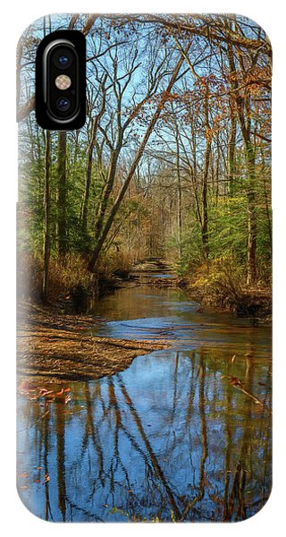 IPhone Case featuring the photograph Clear Path by Cindy Lark Hartman