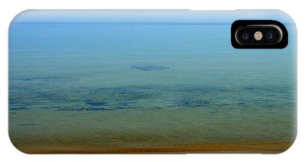 Clearness Of Lake Superior IPhone Case