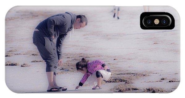 Clearwater Beachcombing IPhone Case