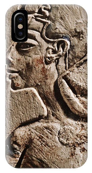 IPhone Case featuring the photograph Cleopatra by Sue Harper