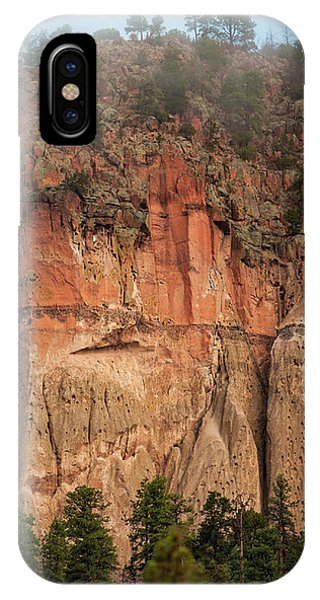 Cliff Face IPhone Case