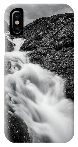 close to Ygnisdalselvi, Norway IPhone Case