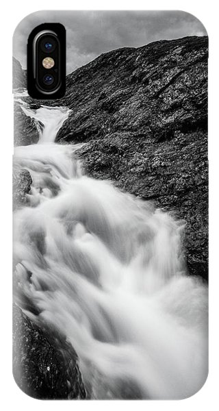 close to Ygnisdalselvi, Norway IPhone Case