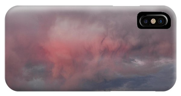 Whispy Pink Cloud IPhone Case