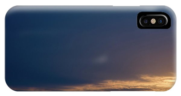 IPhone Case featuring the photograph Cloud-scape 3 by Stewart Marsden