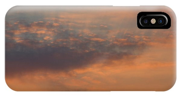 IPhone Case featuring the photograph Cloud-scape 4 by Stewart Marsden